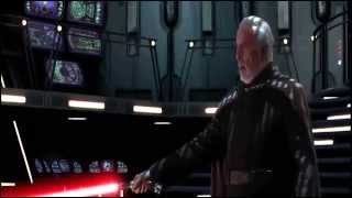 Star Wars Episode III: Anakin and Obi-wan vs. Count Dooku