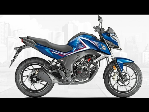 2017 honda cb hornet 160r bs4 launched at inr 81 113 youtube. Black Bedroom Furniture Sets. Home Design Ideas