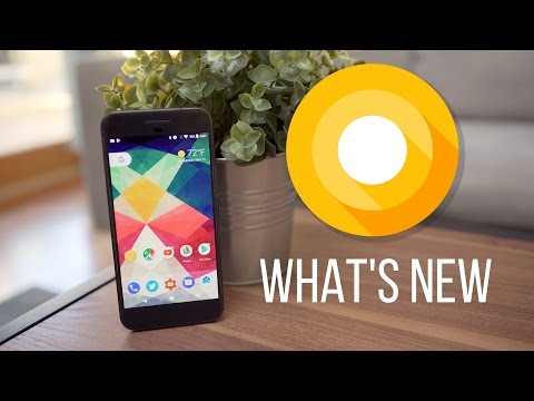What's new in Android O Developer Preview 2
