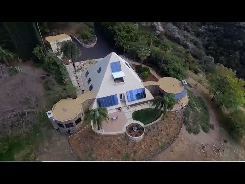 Hot Properties: The Pyramid House in Malibu Canyon