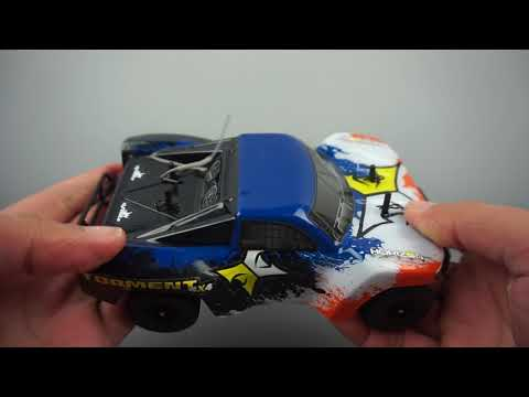 Why Every RC Fan Needs A Micro Scale Truck! ECX 1/24 RTR Brushed Short Course!