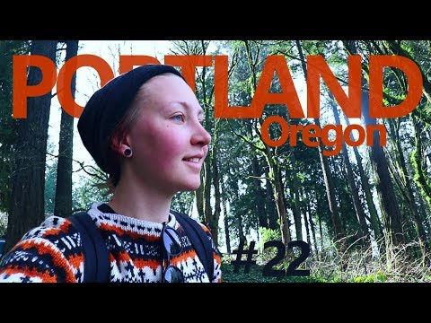 A CITY IN THE FOREST? PORTLAND, OR! | The Oregon Road #22