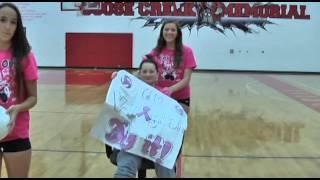2013 PINK OUT DAY Goose Creek Memorial High School, Baytown, TX