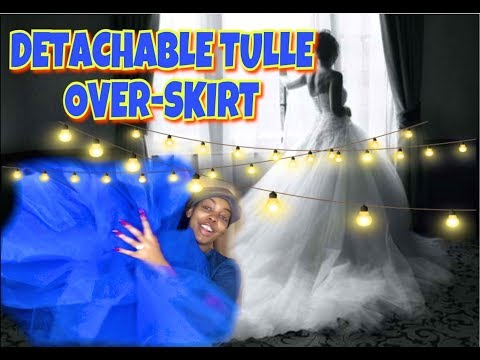 how-to-create-detachable-tulle-overskirt--easy-&-simple!
