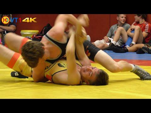 🤼 | WRESTLING | Friendship Fight (Freestyle) - 145 lbs | FÜRSTENAU, B. (GER) vs. SLIVA, K. (USA)