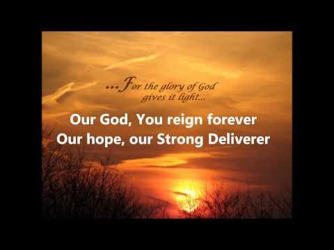 Everlasting God - Chris Tomlin (Lyrics)