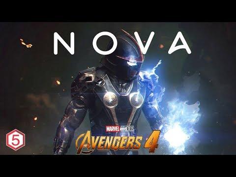 Setelah Avengers: Endgame NOVA Film Superhero Terkuat Yang DiPersiapkan Marvel