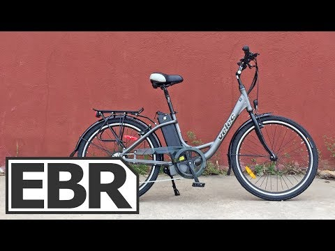 Velec A2 Video Review - $1.7k Approachable, Stable Electric Bicycle