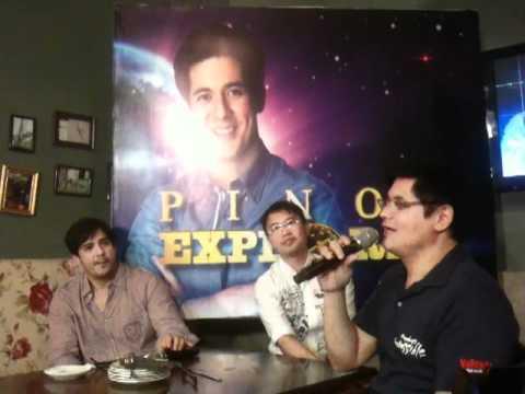 Aga Mulach's Pinoy Explorer Press Launch Part 01