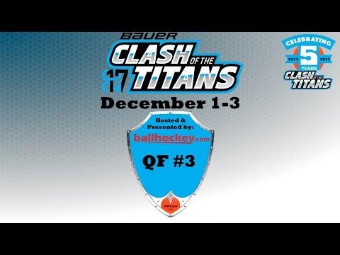 2017 Clash of the Titans - Quarterfinal #3 - Niagara Rebels v. North York Hitmen