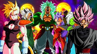Dragon Ball Super Similarities Between Fan Made Elements