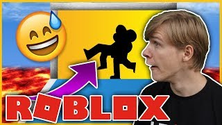 WE MUST NOT DIE! -Danish Roblox: Hole In The Wall
