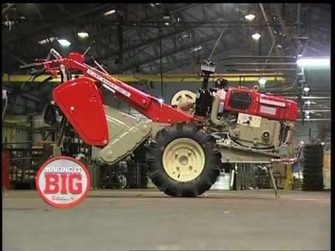 CNBC TV18: How VST Tillers Tractors Was Built - Vision & Strategy