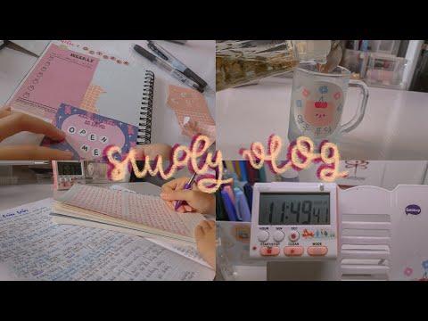 HỌC 12 TIẾNG NGÀY CUỐI TUẦN // 12 hours study vlog // jawonee