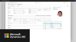 How to set up purchasers in Dynamics 365 Business Central