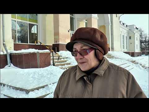 Канал Кіровоград: Двадцять п'ять сантиметрів снігу випало у Кропивницькому за добу