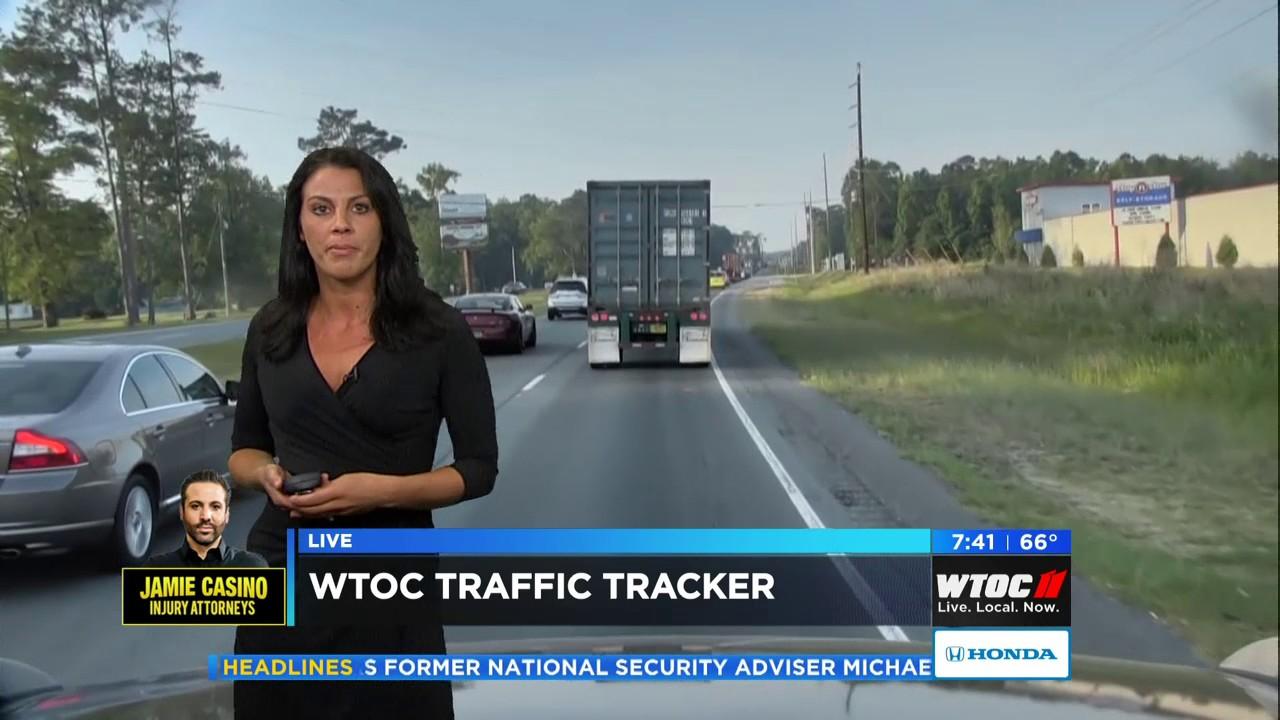 Wtoc Traffic