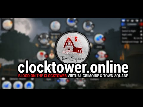 Clocktower.Online - How to play Blood on the Clocktower online