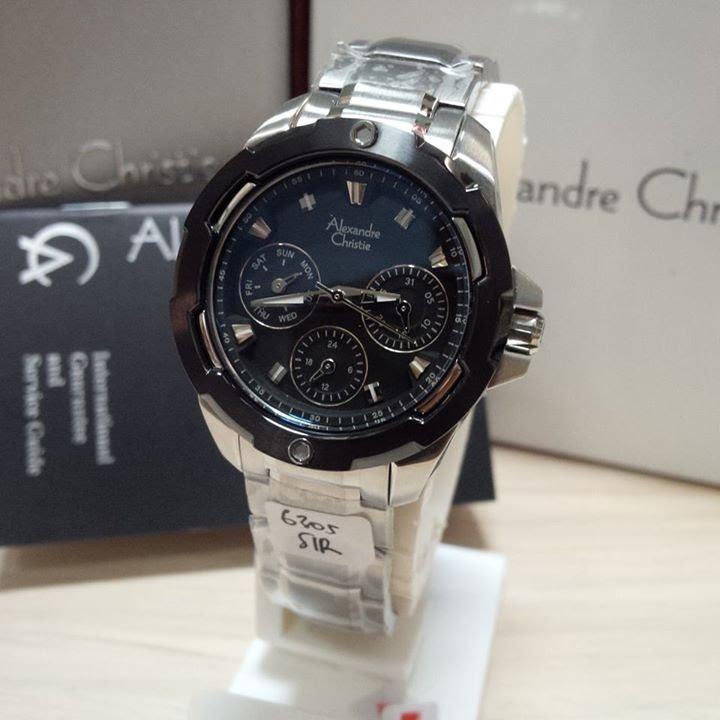 Jam Tangan Alexandre Christie Original f5efa5e5f0