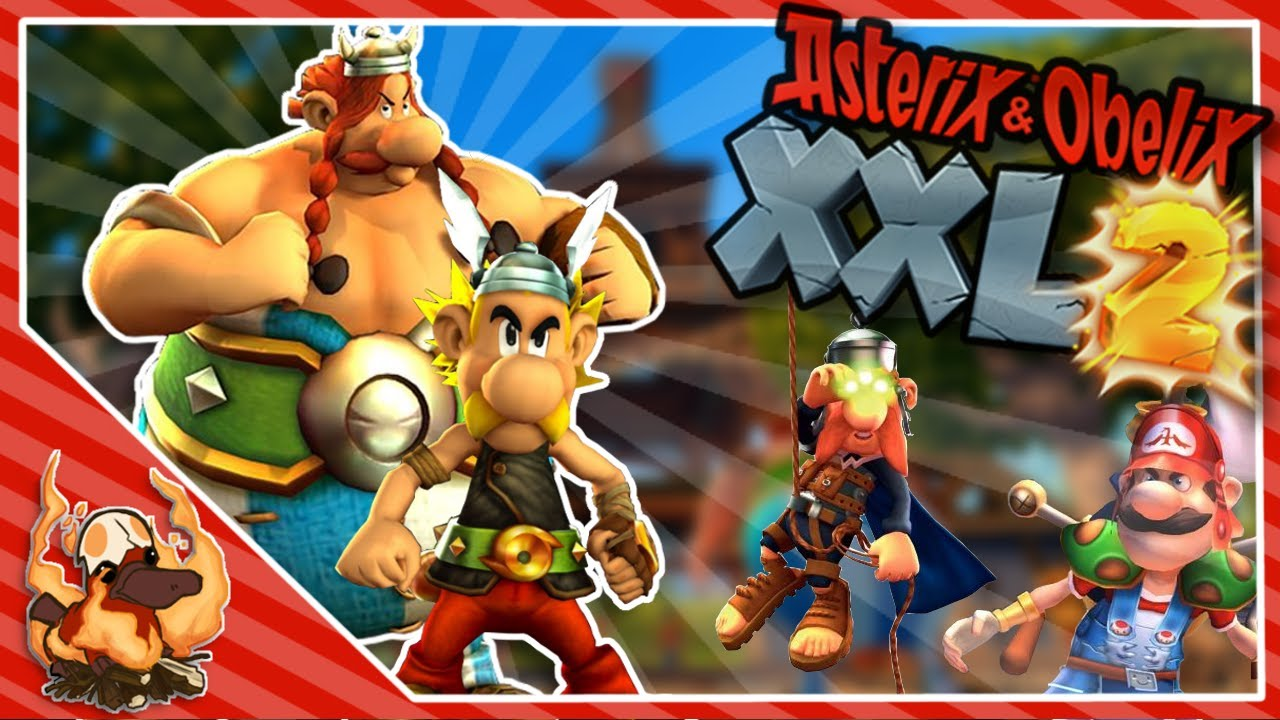 Asterix und Obelix XXL 2 Review [Deutsch]   Spielenator