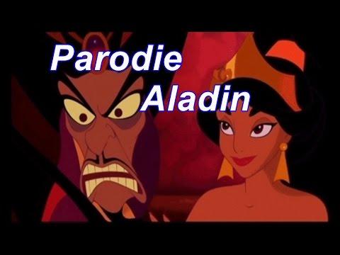 Parodie Aladin Jaffar Et Jasmine Youtube