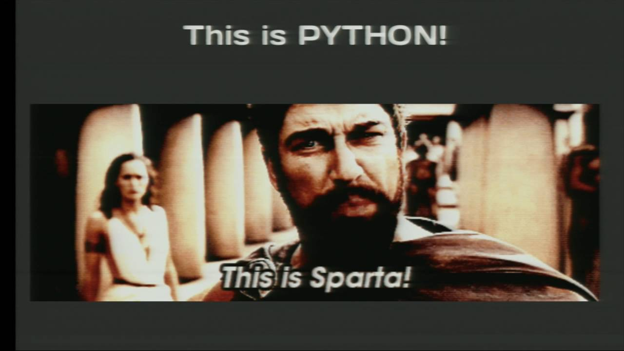 Image from Per Python ad Astra