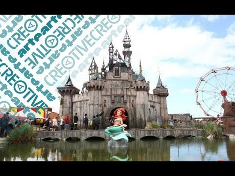 One Day in Dismaland - Banksy's Bemusement Park - ARTE Creat