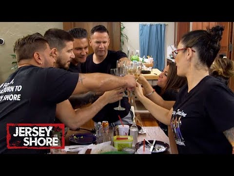 Best of Jersey Shore: Family Vacation Season 1