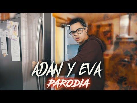 Paulo Londra - Adan Y Eva (PARODIA)