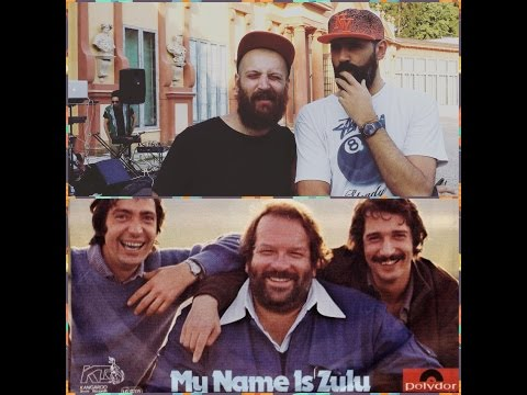 Oliver Onions - My name is Zulu (Billy Bogus & Kasillen mix) TRIBUTE TO BUD SPENCER