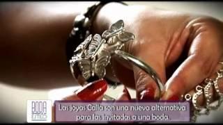 CALLA Joyas by Mircalla L.  Cerna. Entrevista/Nota en Boda & Estilo (Enero 2012)