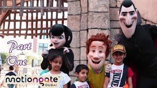 أكبر حديقة أطفال بالعالم في دبي هي : Motiongate Dubai