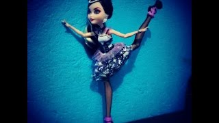 Duchess Swan Sad Ballet - Stop Motion (Ever After High)