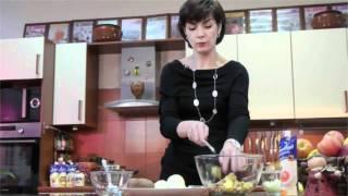 Любимые рецепты. Салат с грибами.