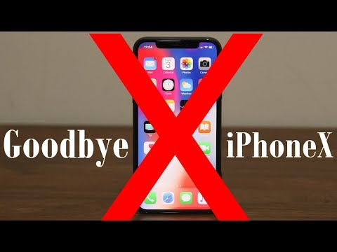 iPhone X is not for me - Why I am switching back to the Galaxy Note 8 (Updated)