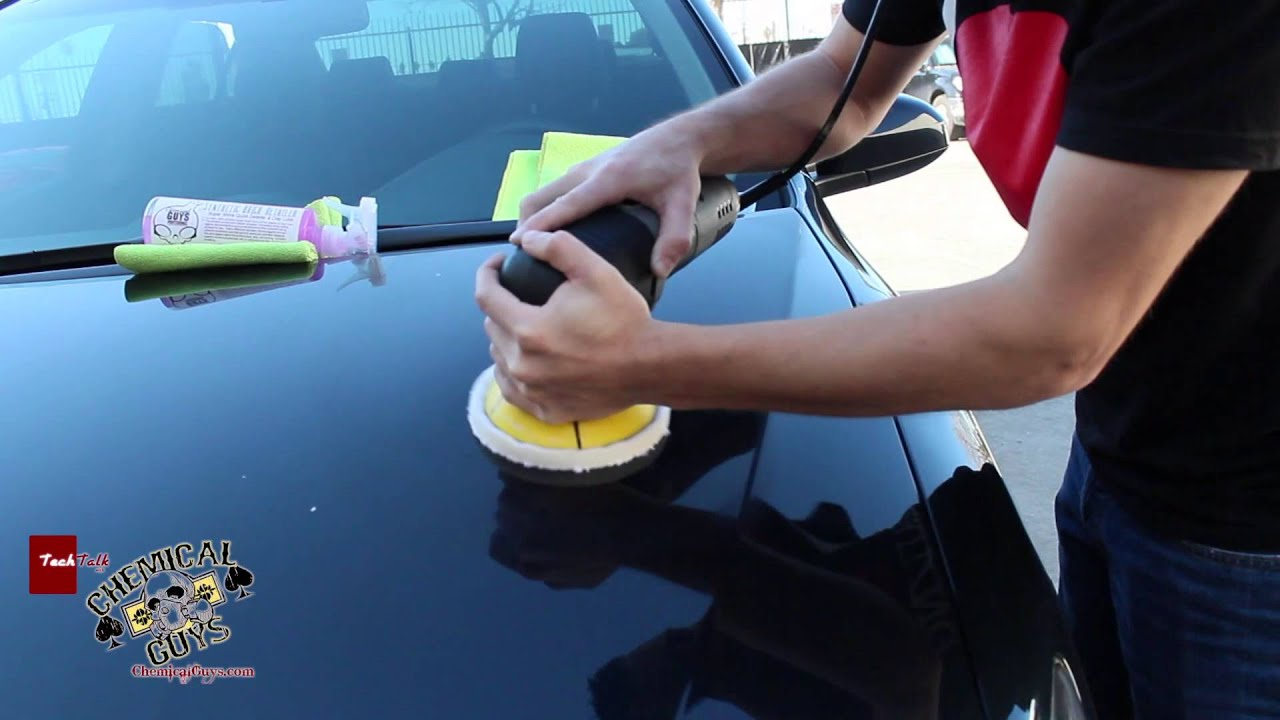 How To Polish Lacquer Car Paint
