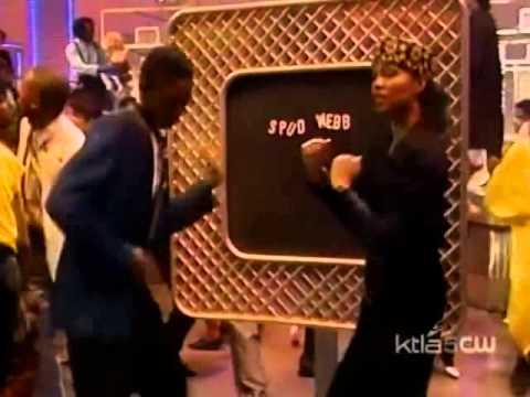 Soul Train Scramble Board Lisa  Thomas Bunny DeBarge