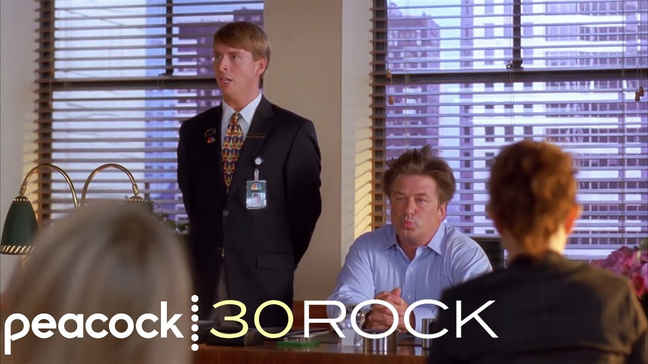 30 Rock – Kenneth\'s Party - YouTube