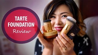 Tarte Amazonian Clay Foundation Review | Beauty Blossom Thumbnail