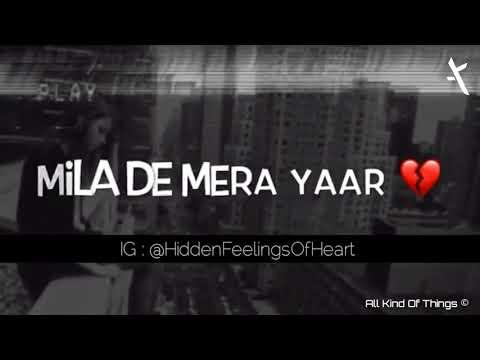 Rabba Tu Hi Jane Mera Haal 💔| Rahat Fateh Ali Khan |Heart Melting Song | 2018 | All Kind Of Things