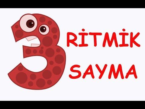 3 Er Ritmik Sayma 60 A Kadar By Zama Zingo