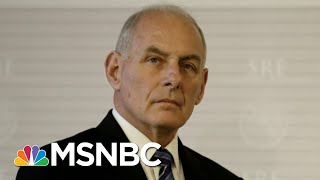 "John Kelly: Donald Trump ""Embarrassed"" By Robert Mueller's Investigation 