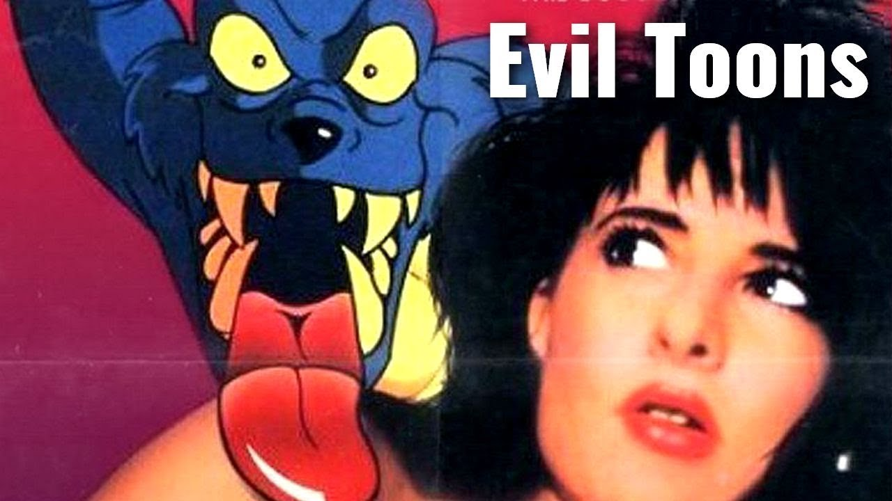 Evil Toons Soundtrack Tracklist Live Action Animated Comedy Movie 1992 Youtube
