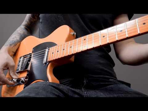 Vola Guitar Vasti Butter Scotch Blonde - Review by Ola Englund
