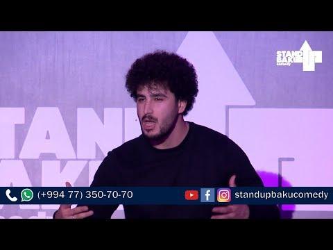 Ülvi Həsənli (Stand UP Baku 17-ci şou)