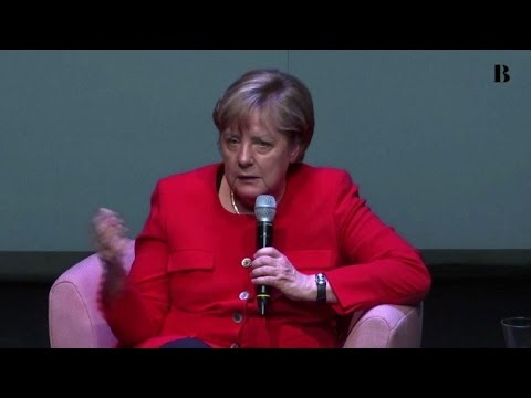 Thumbnail: Merkel drops opposition to same-sex marriage