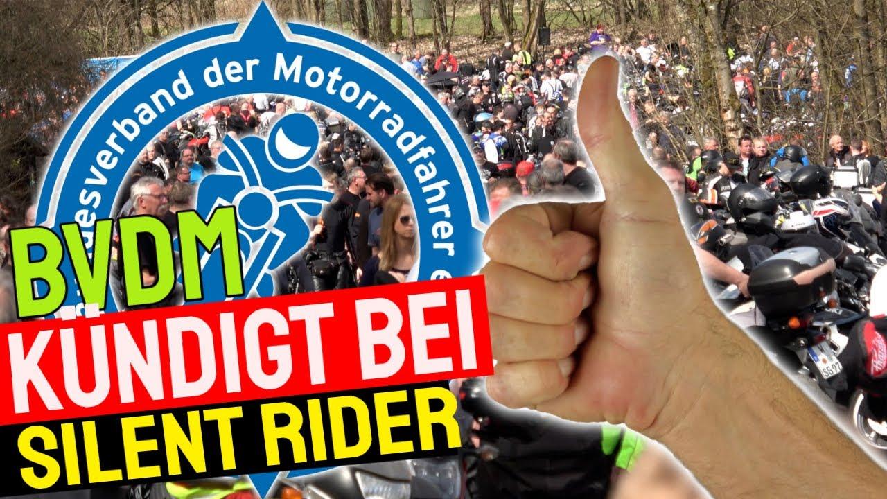 BVDM verlässt Silent Rider | Die neue TRIUMPH Speed Twin | MOTORRAD NACHRICHTEN