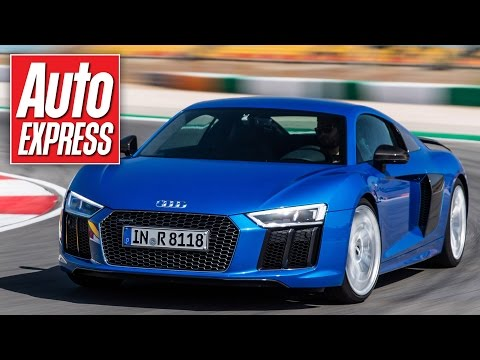 New Audi R8 2016 review