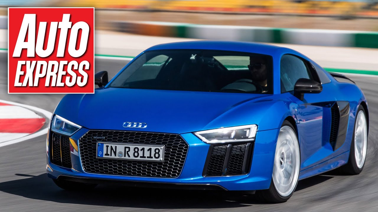 New Audi R8 2016 review - YouTube