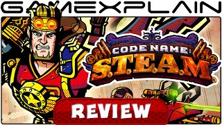 Code Name: S.T.E.A.M. - Video Review (3DS)